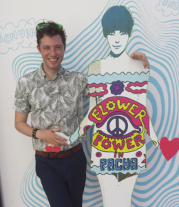 Flower Power Pacha