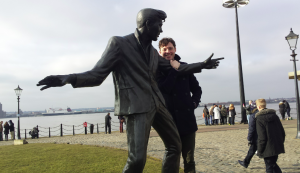 Billy Fury The Albert Dock, Liverpool, England