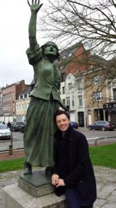 Lille's brave landlady