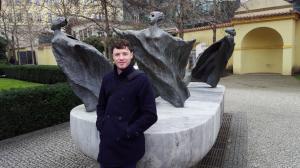 Víly Františkánská zahrada, Nové Město, Prague, Czech Republic