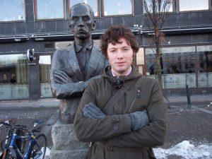 Dan Andersson Järntorget, Göteborg, Sweden