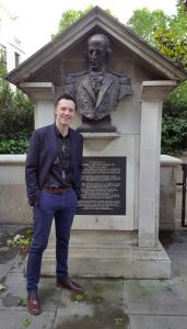 Admiral Arthur Phillip, Watling Street, London, England