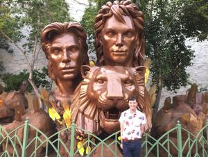 Siegfried & Roy Las Vegas Boulevard, Las Vegas, Nevada, USA