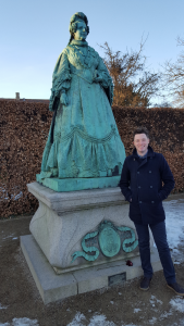 Caroline Amalie of Schleswig-Holstein-Sonderburg-Augustenburg Rosenborg Castle, København, Denma