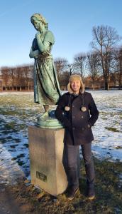 Linden Gunver Rosenborg Castle, København, Denmark